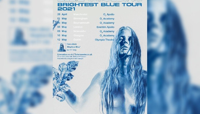 Manchester gigs - Ellie Goulding Brightest Blue tour