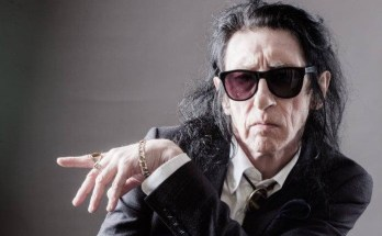 Manchester stage - John Cooper Clarke