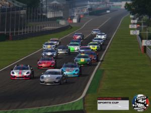 Porsche Caïman GT4 Clubsport sur Assetto Corsa