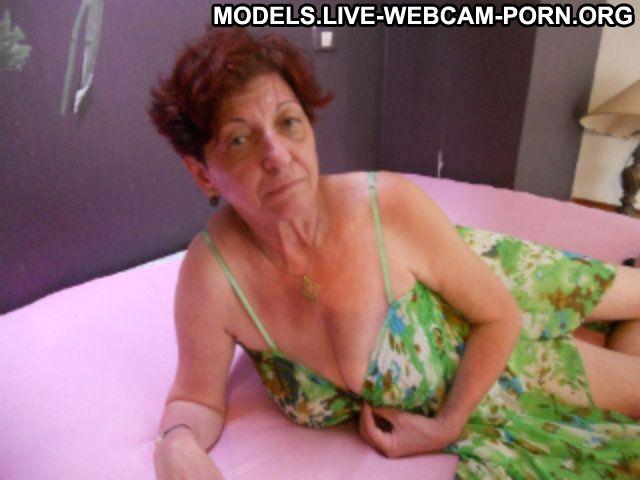 Bedtimepleasure Granny Lithuanian Auburn Hair Caucasian Cute