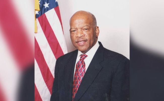 Civil Rights Icon Ga Representative John Lewis Diagnosed