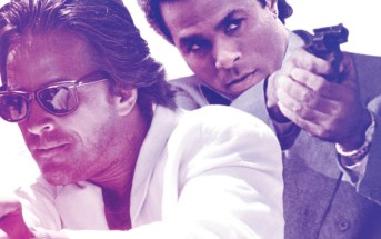 """Crime drama television series """"Miami Vice"""" is now available on Blu-ray."""