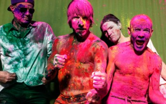 Red Hot Chili Peppers Extends United States tour