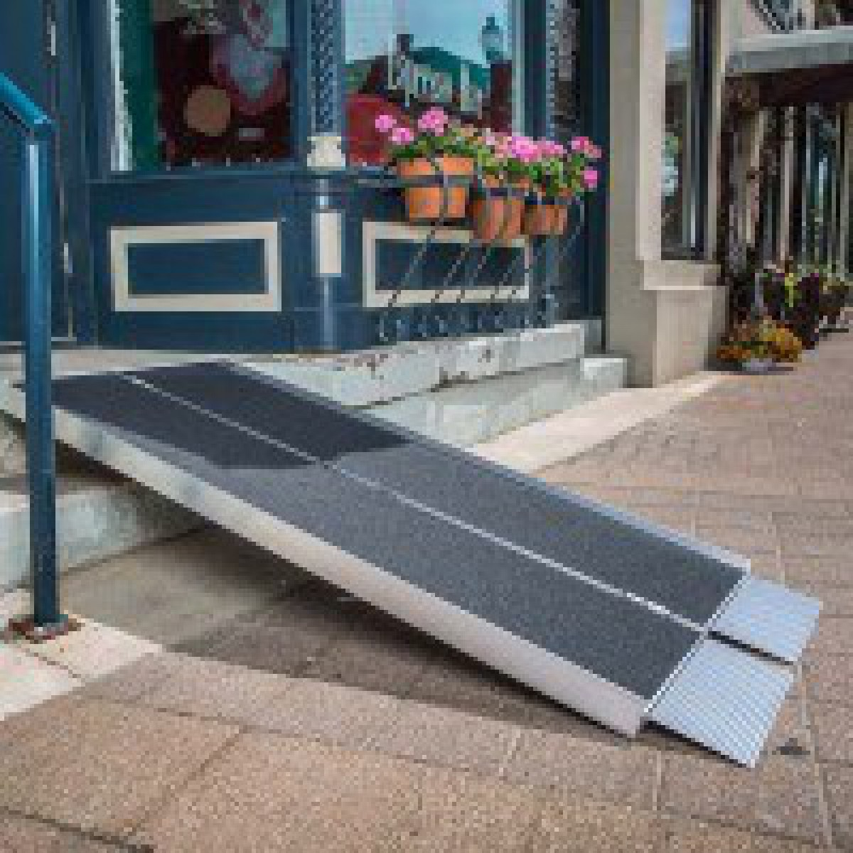 wheel chair ramp chairs for porch portable wheelchair ramps minnesota liveability