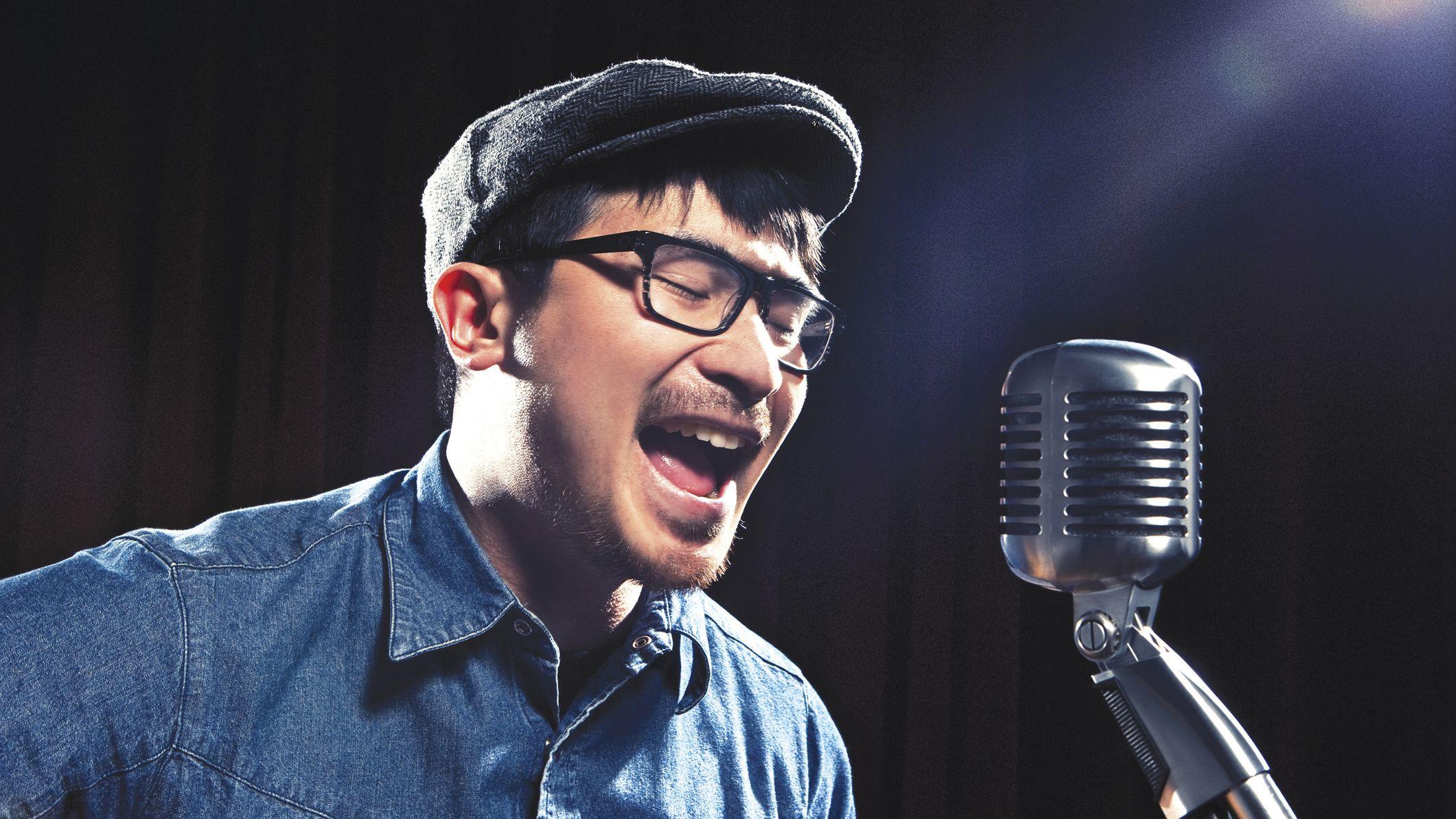 tips to sing louder