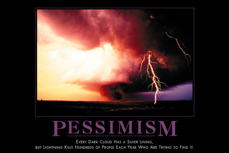 demotivational quotes for pessimists