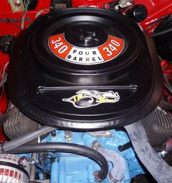 340 mopar engine car diagram [ 1725 x 1437 Pixel ]