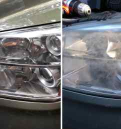 fogged headlight restoration [ 2001 x 1500 Pixel ]