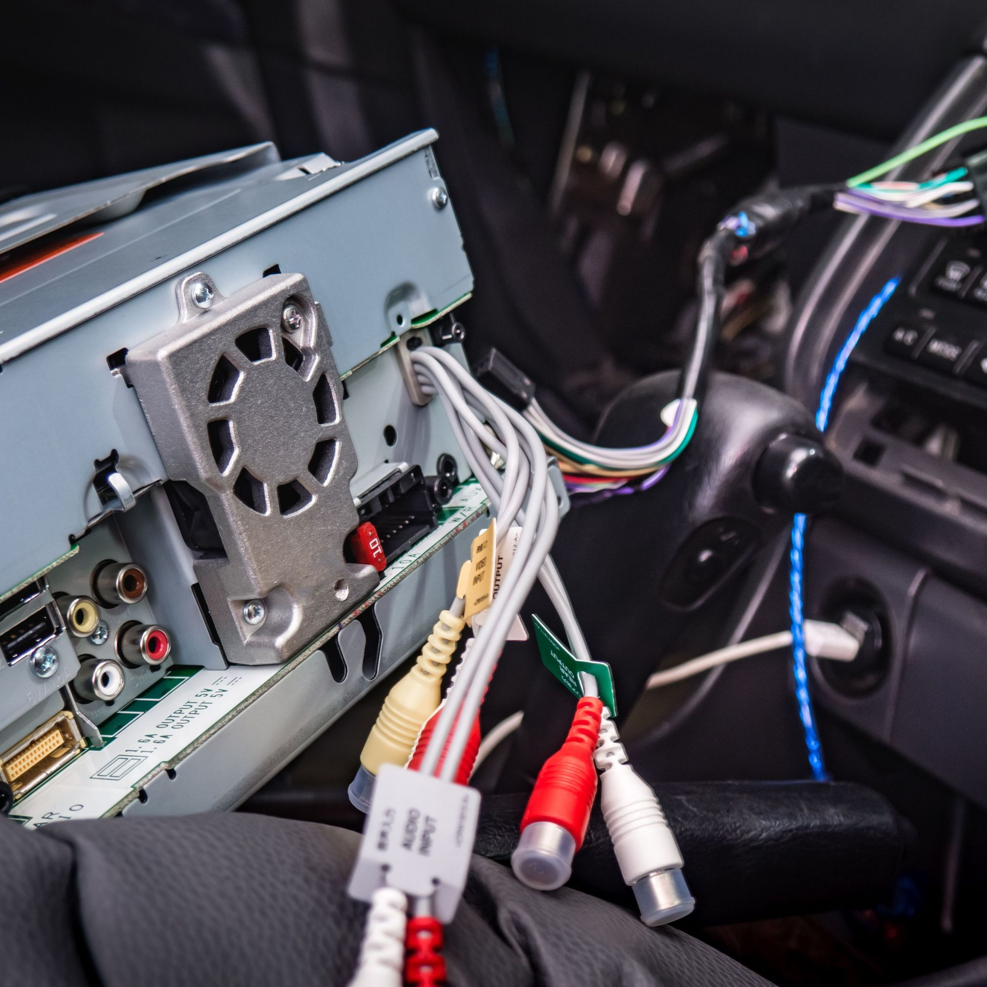 hight resolution of jvc radio wiring check