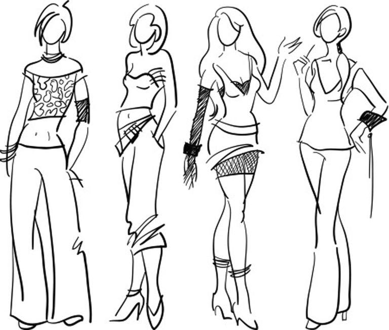 Teenage Fashion Designer