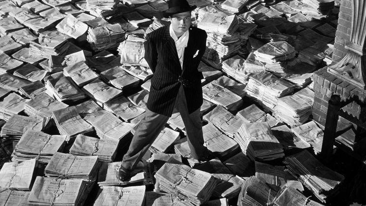 Citizen Kane' Synopsis and Plot Summary