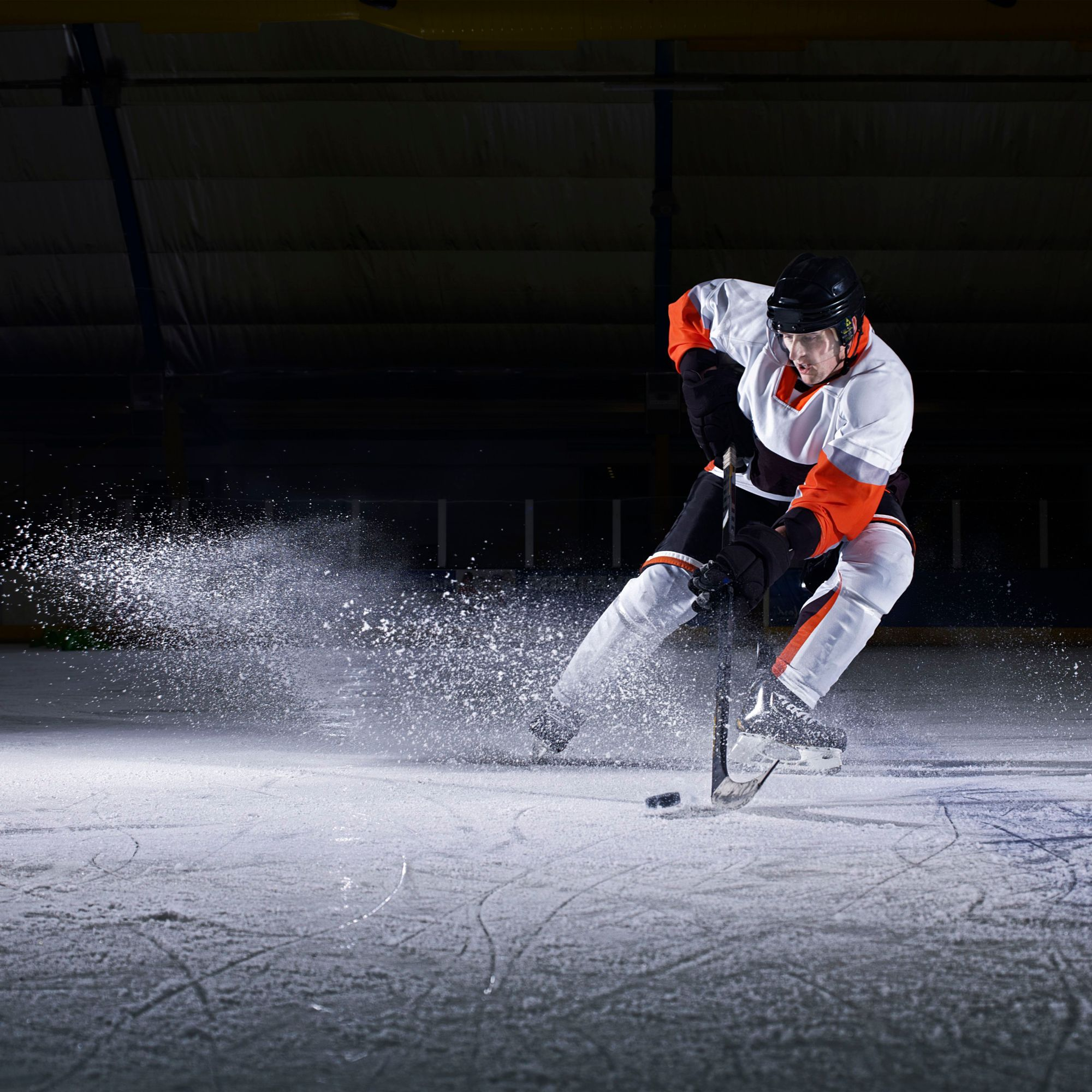 hight resolution of empty hockey rink diagram
