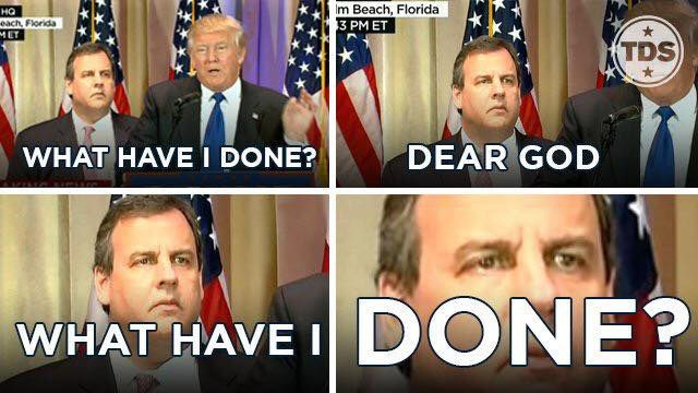 Funniest Chris Christie Face Memes from Super Tuesday