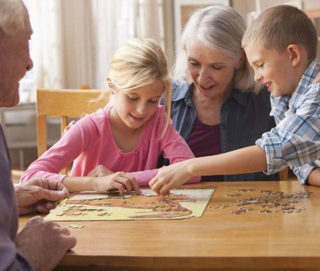 Grandparents Day A Fairly New Holiday