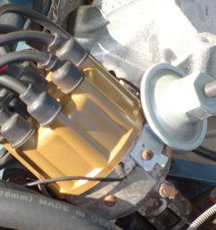 302 ford distributor cap wiring diagram [ 2303 x 1709 Pixel ]