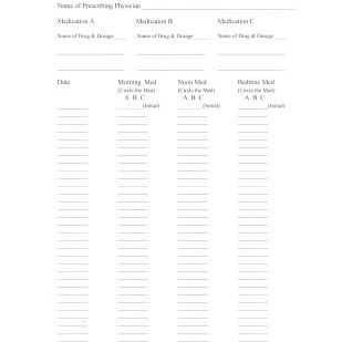 Foster Care Record Keeping With Printable Worksheets
