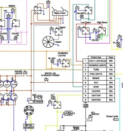 electrical wiring diagram [ 1500 x 1001 Pixel ]