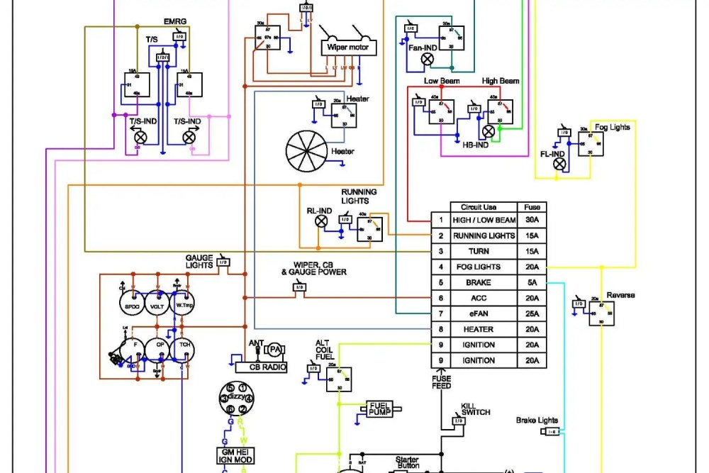 medium resolution of electrical wiring diagram