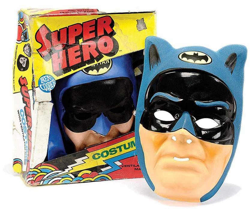 Image result for 1970s batman halloween costume