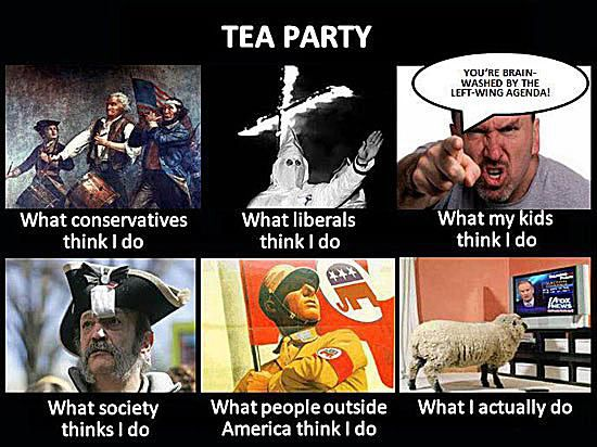 Image result for what liberals think of the right