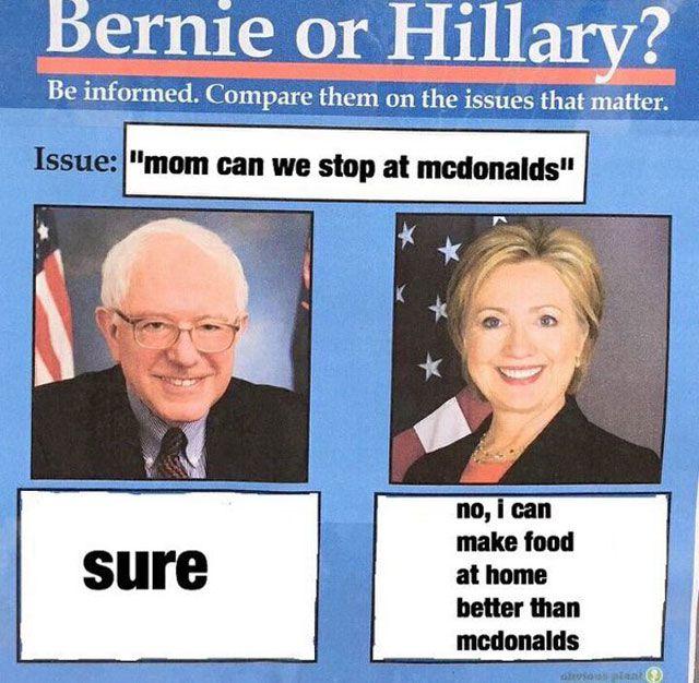 bernie sanders memes funny