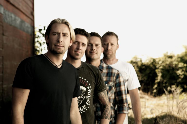 nickelback biography and profile