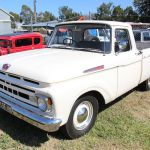 Ford F Series Pickup Trucks History 1961 1966