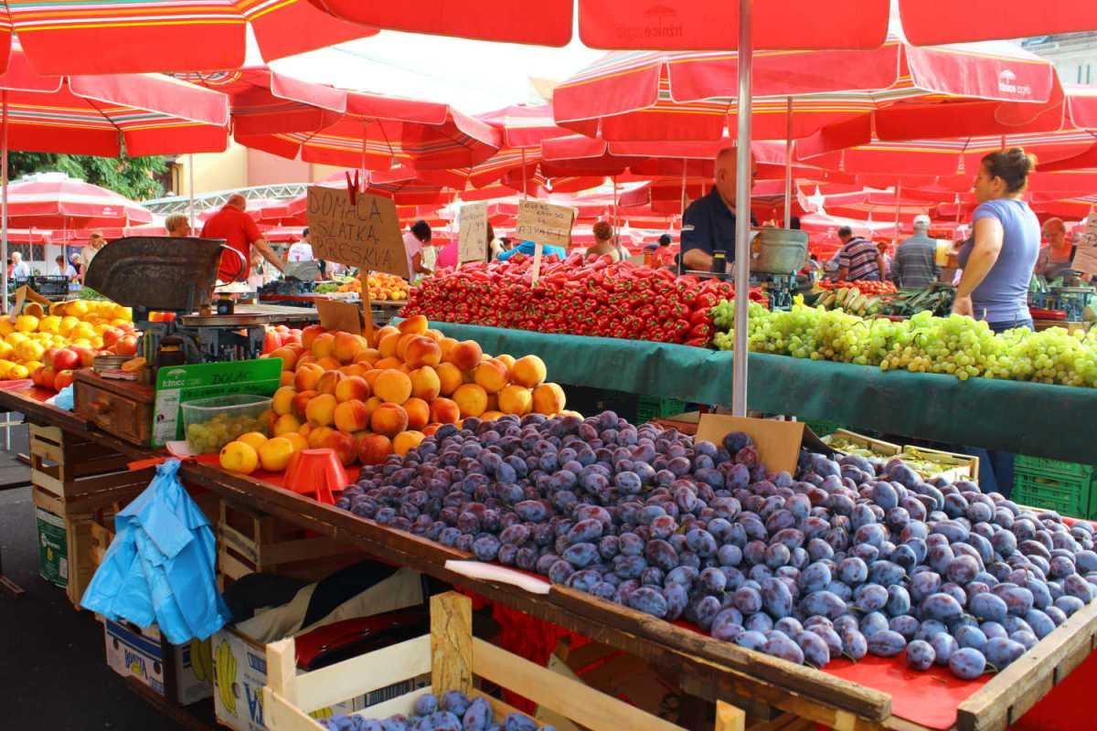 Zagreb Farmers Market