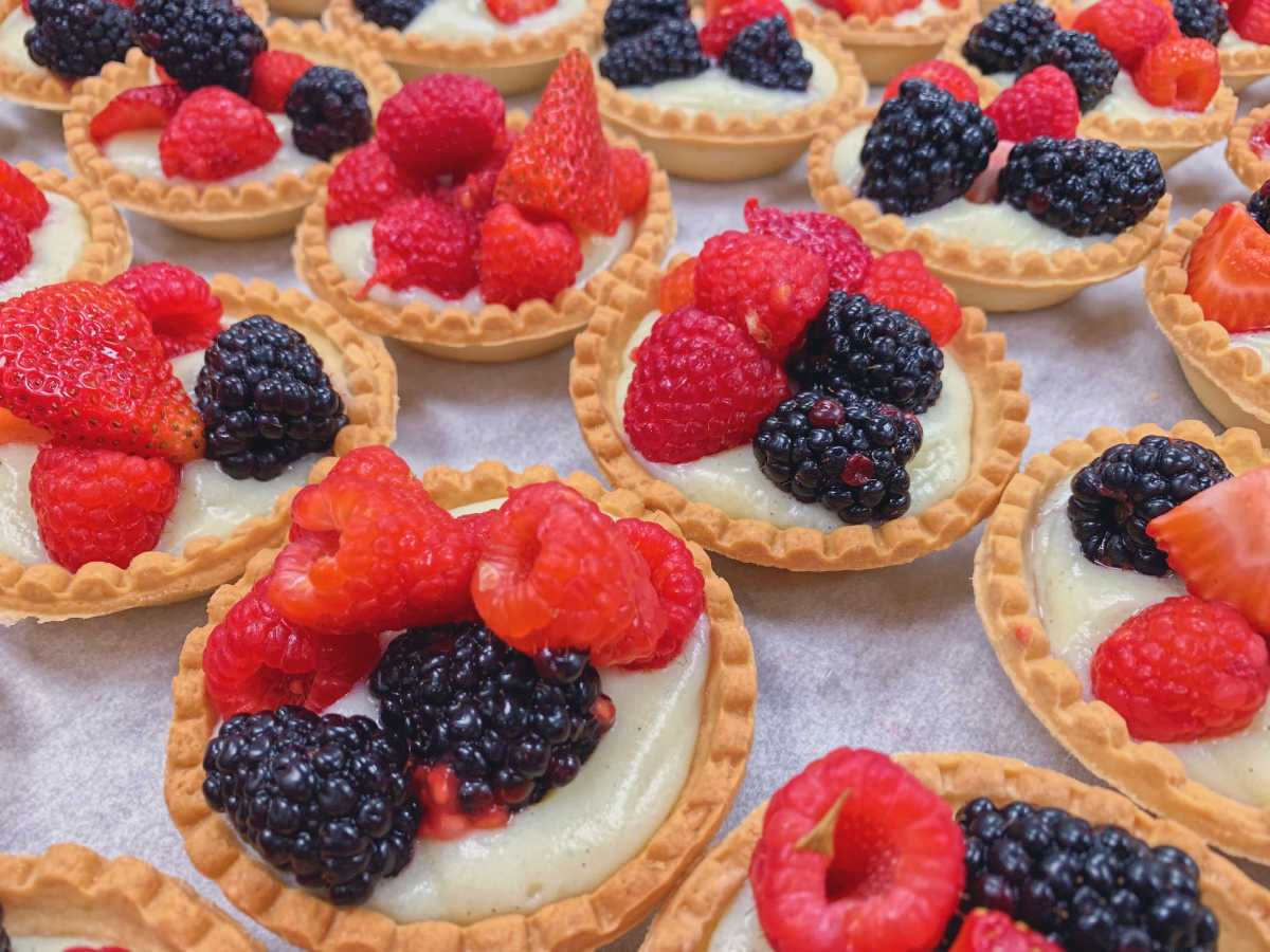 French Pastries in Boise