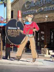 About Scottsdale Downtown Scottsdale AZ
