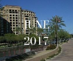 Scottsdale Home Sales June 2017