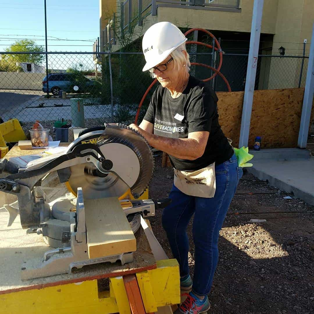 Giveback Homes Build Day Habitat for Humanity