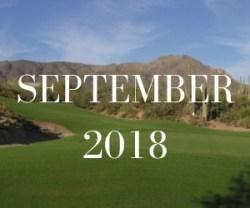 Scottsdale real estate September 2018