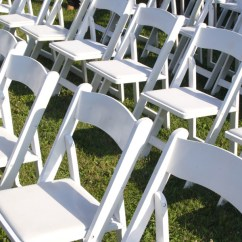 White Folding Chair Foam Toddler Canada Chairs For Hire That Perk Up Your Event Venue