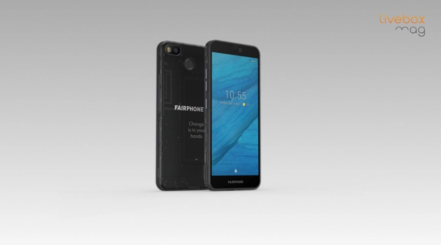 Orange distribue en exclusivité le Fairphone 3 | Livebox-Mag.fr