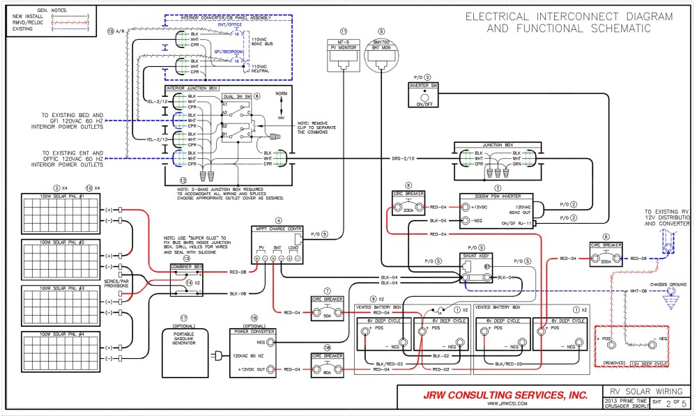 medium resolution of complete solar system 12 volt wiring diagram