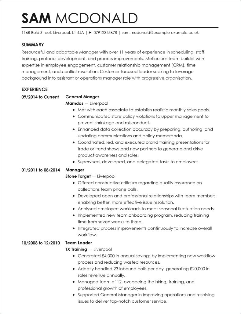 benefits manager job description