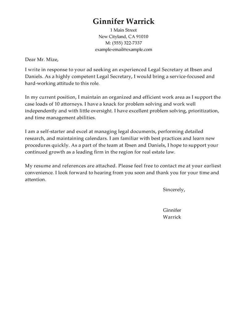 Real Estate Attorney Cover Letter electrical drafter cover letter ...