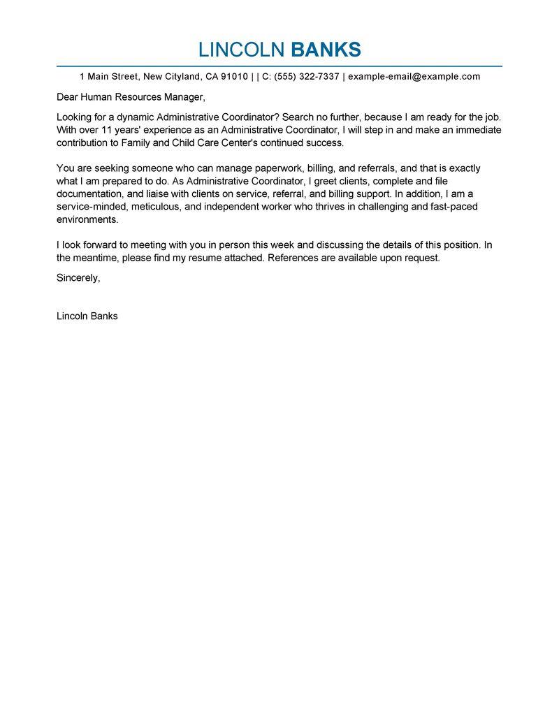 volunteer coordinator cover letter us sweet puerto rico task ...