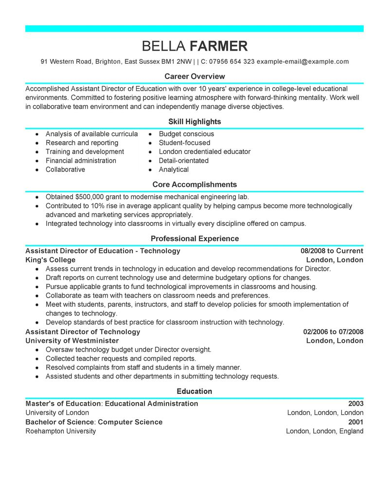 resume sample for teacher assistant best online resume builder resume sample for teacher assistant teacher assistant resume sample career enter assistant director resume examples education