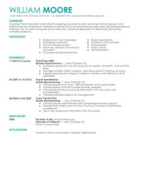 Best Payroll Specialist Resume Example | LiveCareer