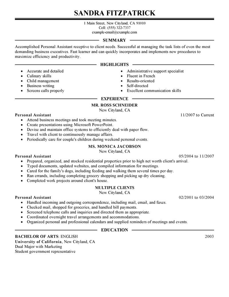 Perfect Personal Skills Cv Template  Personal Skills For A Resume