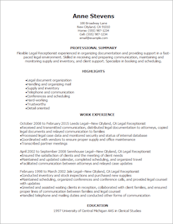 Administrative Resume Templates To Impress Any Employer