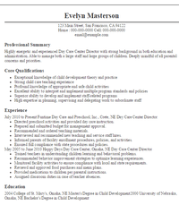 Images About Riez Sample Resumes On Pinterest Entry Level Mr Resume Director  Position Cover Letter Examples  Daycare Director Resume