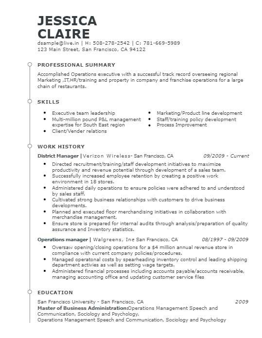 Free Online Resume Builder  by LiveCareer
