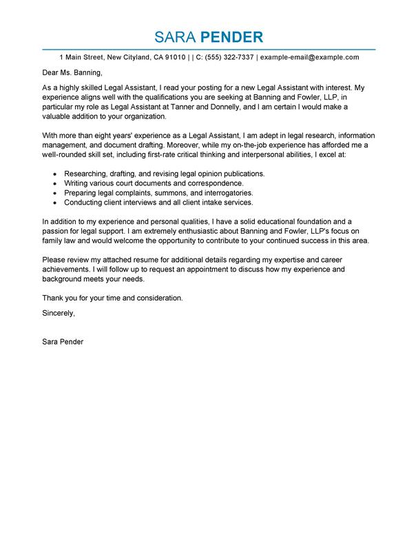 Cv Cover Letter Templates