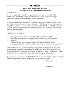 Free Cover Letter Examples for Every Job Search | LiveCareer
