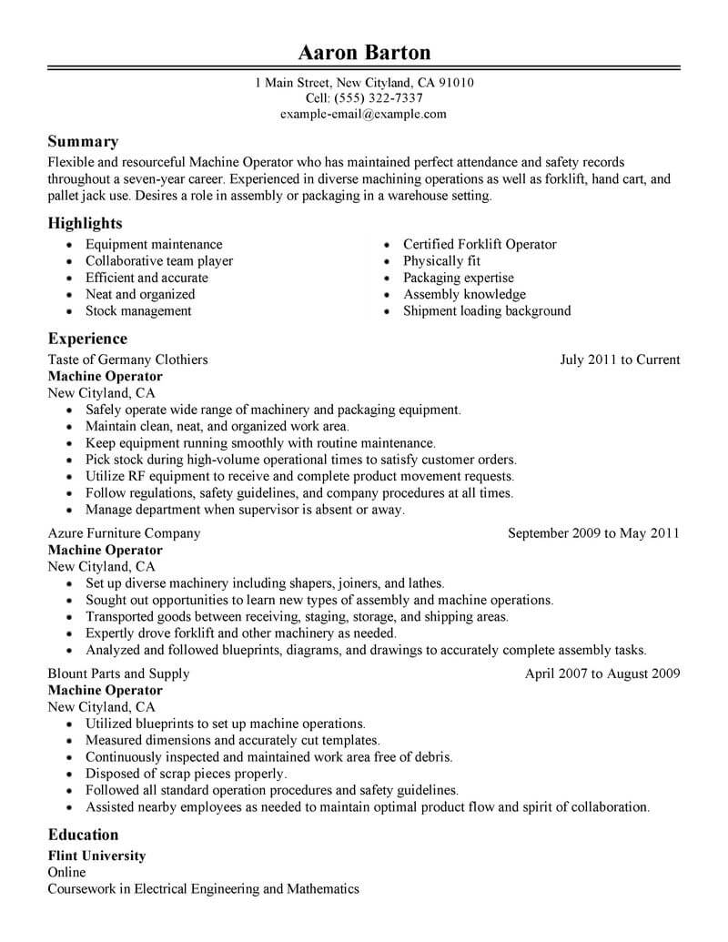 resume normal meaning