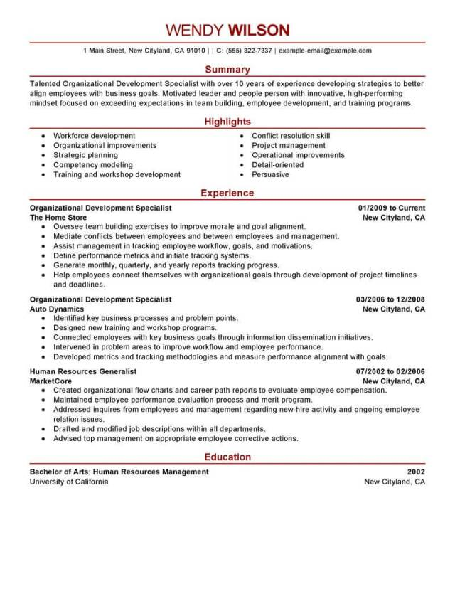 Shift Leader Resume Examples  Get Hired  LiveCareer