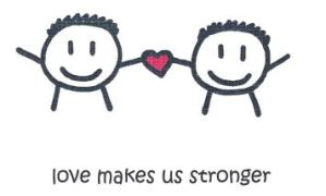 Love Makes Us Stronger